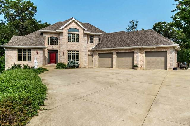 4848 N Timber Tr, Center, WI 53548 (#1894136) :: Nicole Charles & Associates, Inc.