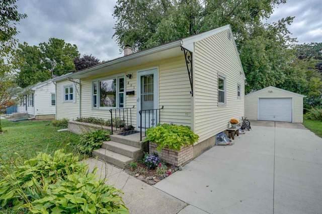 805 Powers Ave, Madison, WI 53714 (#1894350) :: Nicole Charles & Associates, Inc.
