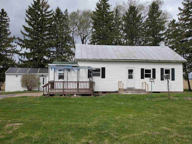 N3705 County Road G, Lindina, WI 54948 (#1900550) :: Nicole Charles & Associates, Inc.