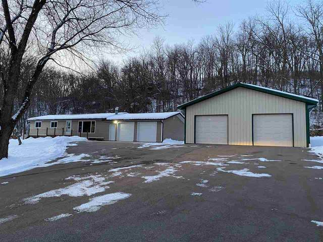 59862 County Road D, Eastman, WI 54626 (#1901241) :: Nicole Charles & Associates, Inc.