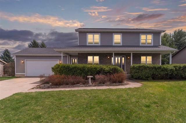 1309 High Point Rd, Middleton, WI 53562 (#1903428) :: HomeTeam4u