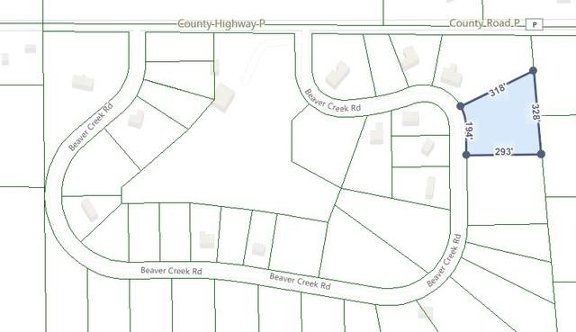 Lot 32 Beaver Creek Rd, Dellona, WI 53965 (#1903680) :: Nicole Charles & Associates, Inc.