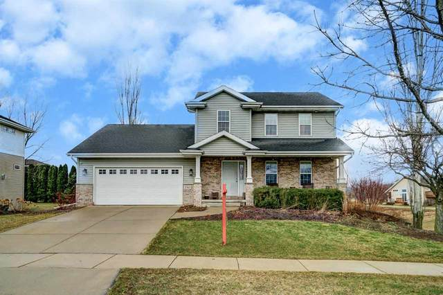 2763 Sunflower Dr, Fitchburg, WI 53711 (#1904536) :: HomeTeam4u