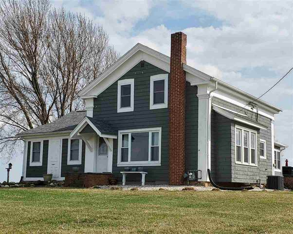 W11909 County Road P, Randolph, WI 53956 (#1905628) :: HomeTeam4u