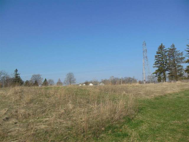 Lot 1 Hometown Ave, Fall River, WI 53932 (#1905916) :: RE/MAX Shine