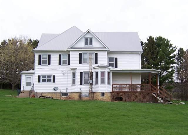 4054 Ryser Rd, Brigham, WI 53507 (#1907189) :: Nicole Charles & Associates, Inc.