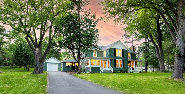 327 Forest Ave, Green Lake, WI 54941 (#1911330) :: Nicole Charles & Associates, Inc.