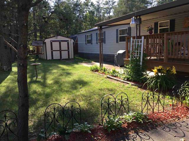 1870 County Road F, Quincy, WI 53934 (#1913673) :: RE/MAX Shine