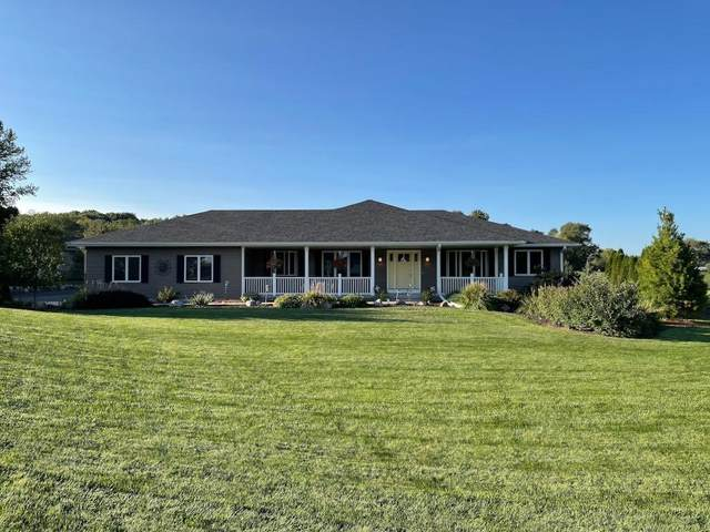 8672 W Mineral Point Rd, Cross Plains, WI 53528 (#1918815) :: RE/MAX Shine