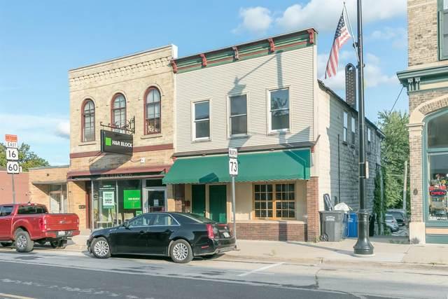 124-126 N Ludington St, Columbus, WI 53925 (#1919512) :: RE/MAX Shine
