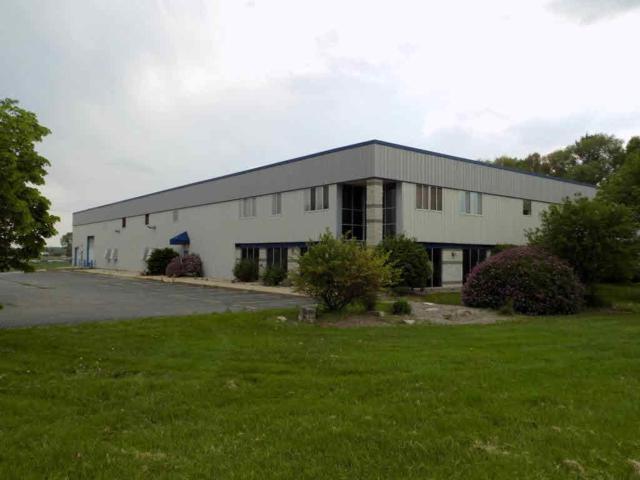 105 Industrial Dr, Lake Mills, WI 53551 (#354652) :: Nicole Charles & Associates, Inc.
