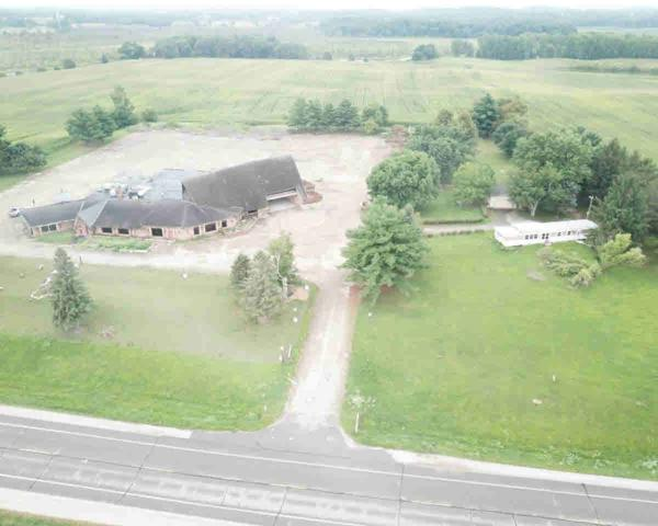 N7757 State Road 89, Waterloo, WI 53551 (#355949) :: Nicole Charles & Associates, Inc.