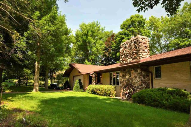 11190 W Lake Rd, Westford, WI 53956 (#360700) :: Nicole Charles & Associates, Inc.
