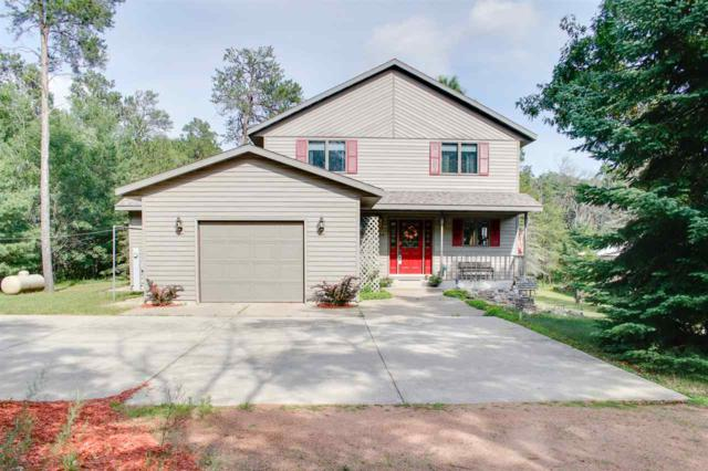 504 Regal Forest Tr, Rome, WI 54457 (#1833487) :: Nicole Charles & Associates, Inc.