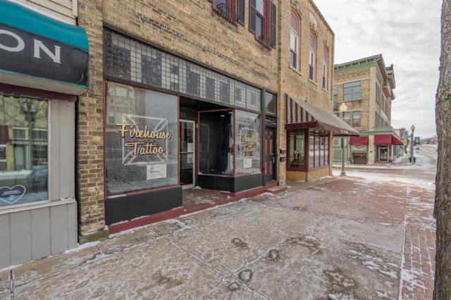 183-187 W Main St, Stoughton, WI 53589 (#1847774) :: Nicole Charles & Associates, Inc.