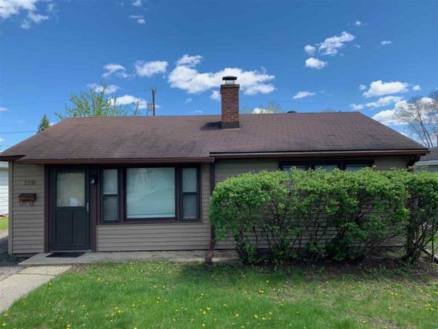 109 Walter St, Madison, WI 53714 (#1849643) :: Nicole Charles & Associates, Inc.