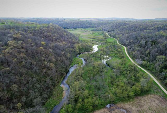 53.32 ac Tainter Hollow Rd, Franklin, WI 54655 (#1852162) :: Nicole Charles & Associates, Inc.