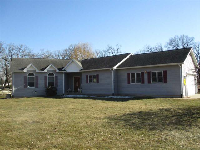 61157 Ward Rd, Bridgeport, WI 53821 (#1852556) :: Nicole Charles & Associates, Inc.