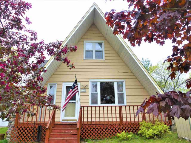 2145 French St, Quincy, WI 53934 (#1854451) :: Nicole Charles & Associates, Inc.