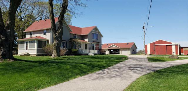 3988 Windsor Rd, Windsor, WI 53532 (#1857254) :: Nicole Charles & Associates, Inc.
