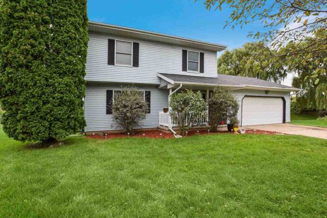21 Dinauer Ct, Madison, WI 53716 (#1868307) :: Nicole Charles & Associates, Inc.