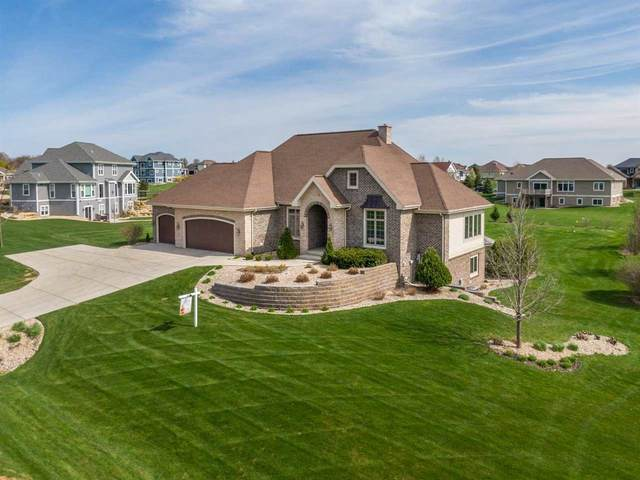3127 Vanessa Way, Bristol, WI 53590 (#1881824) :: Nicole Charles & Associates, Inc.