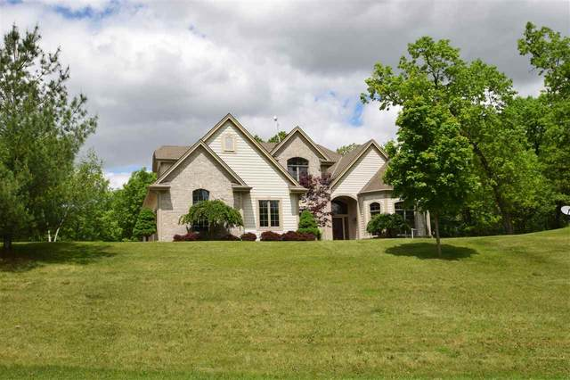 1124 Black Oak Tr, Deerfield, WI 53531 (#1884574) :: Nicole Charles & Associates, Inc.