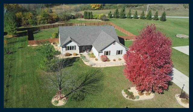 108 Red Fox Dr, Johnson Creek, WI 53038 (#1895896) :: HomeTeam4u