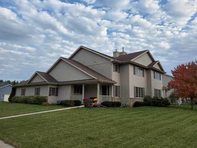 5367 Quarry Hill Dr, Fitchburg, WI 53711 (#1896358) :: Nicole Charles & Associates, Inc.