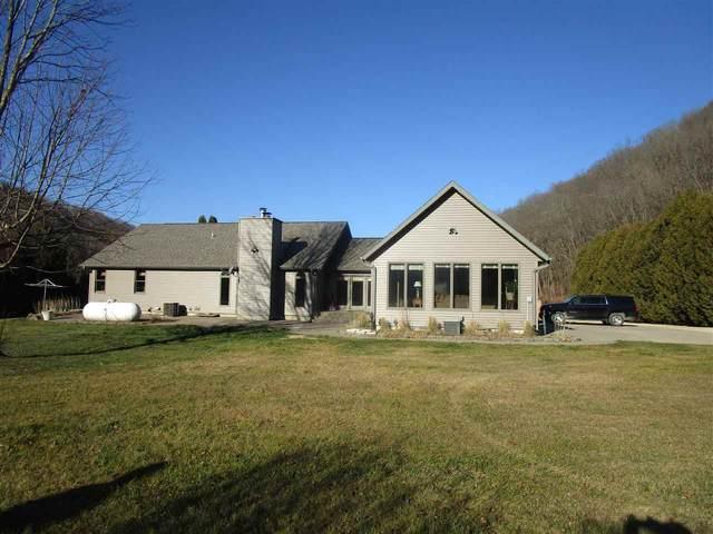 58575 Benhardt Ridge Rd, Seneca, WI 54626 (#1898731) :: Nicole Charles & Associates, Inc.