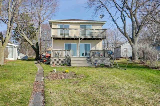 W9595 Lake Dr, Sumner, WI 53534 (#1905717) :: HomeTeam4u