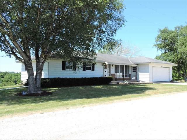 16836 County Road Nn, Willow, WI 53581 (#1912140) :: Nicole Charles & Associates, Inc.