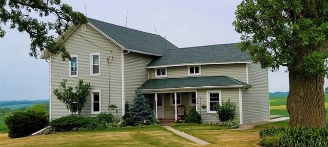 12605 W Avon North Townline Rd, Avon, WI 53520 (#1912332) :: HomeTeam4u