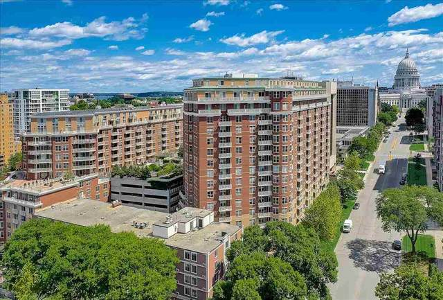360 W Washington Ave, Madison, WI 53703 (#1912616) :: Nicole Charles & Associates, Inc.