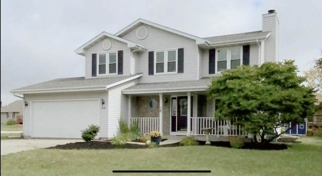 1518 N Wuthering Hills Dr, Janesville, WI 53546 (#1921158) :: RE/MAX Shine