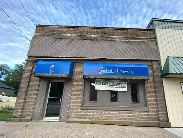 156 Main St, Seneca, WI 54628 (#1819075) :: Nicole Charles & Associates, Inc.