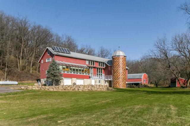 4558 Hwy 78, Vermont, WI 53515 (#1844890) :: Tucci Team
