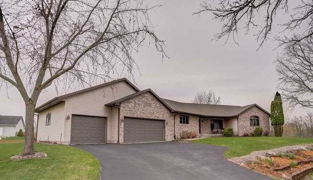 109 Oak Springs Cir, Deforest, WI 53532 (#1882140) :: Nicole Charles & Associates, Inc.