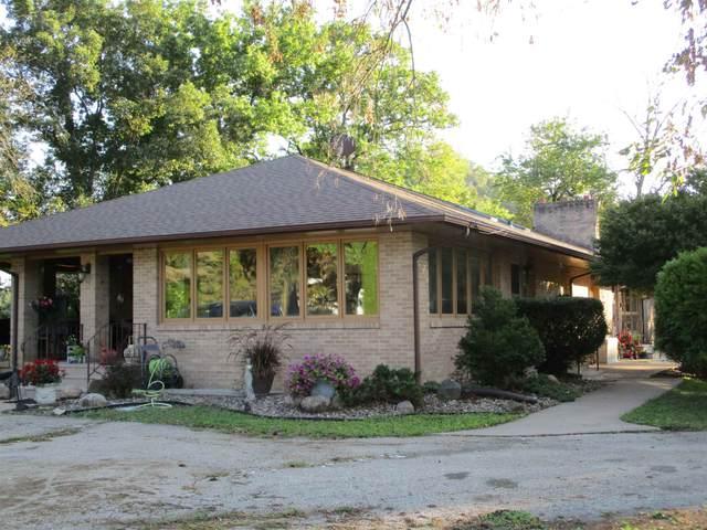 N1807 Hilltop Rd, Stoddard, WI 54658 (#1919747) :: Nicole Charles & Associates, Inc.