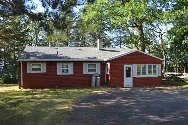 W6440 Lakeview Dr N, Marquette, WI 53946 (#355553) :: Nicole Charles & Associates, Inc.