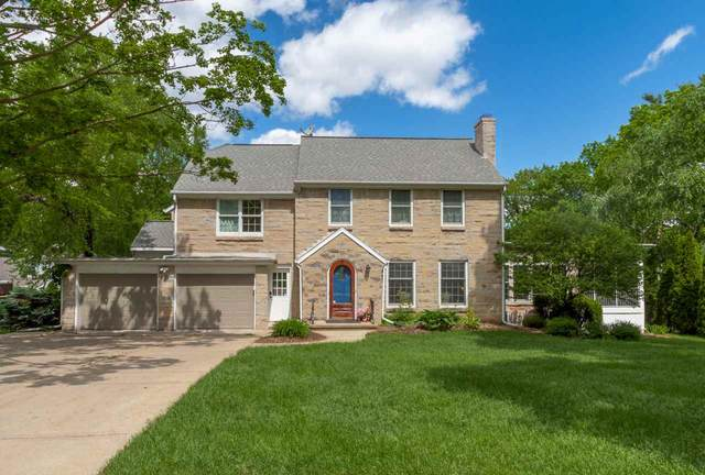 3506 Sunset Dr, Shorewood Hills, WI 53705 (#1878768) :: Nicole Charles & Associates, Inc.