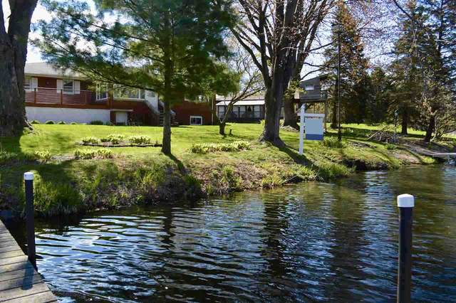 109 Jansen Dr, Fox Lake, WI 53933 (#1880307) :: HomeTeam4u