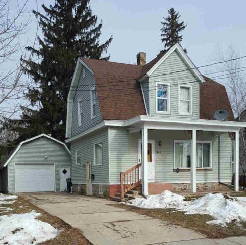 825 E Madison St, Waterloo, WI 53594 (#358420) :: Nicole Charles & Associates, Inc.