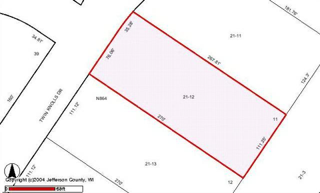 L11 Twin Knolls Dr, Koshkonong, WI 53538 (#1676417) :: Nicole Charles & Associates, Inc.
