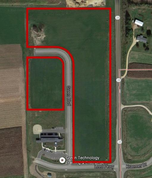 13.45 Ac Green Blvd, Plain, WI 53577 (#1797829) :: HomeTeam4u