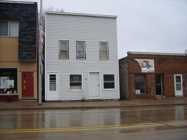 115 S Main St., Adams, WI 53910 (#1818370) :: Nicole Charles & Associates, Inc.