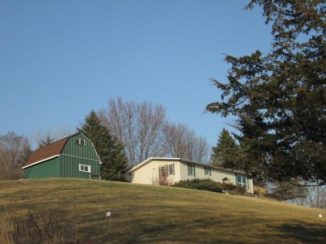 37802 Maple Ln, Bridgeport, WI 52821 (#1827509) :: Nicole Charles & Associates, Inc.