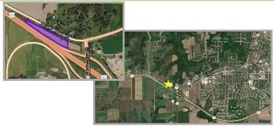 4.61 Ac County Road ID, Blue Mounds, WI 53572 (#1833397) :: Nicole Charles & Associates, Inc.