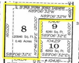 L8 Western Ave, Sumpter, WI 53951 (#1838287) :: Nicole Charles & Associates, Inc.