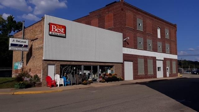 100 & 101 Mill St, Blanchardville, WI 53516 (#1850098) :: Nicole Charles & Associates, Inc.